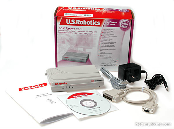 For Sale Usrobotics Fax Modem Model 5630 15 Parkano
