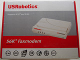 USRobotics - fax / modem Model 5630