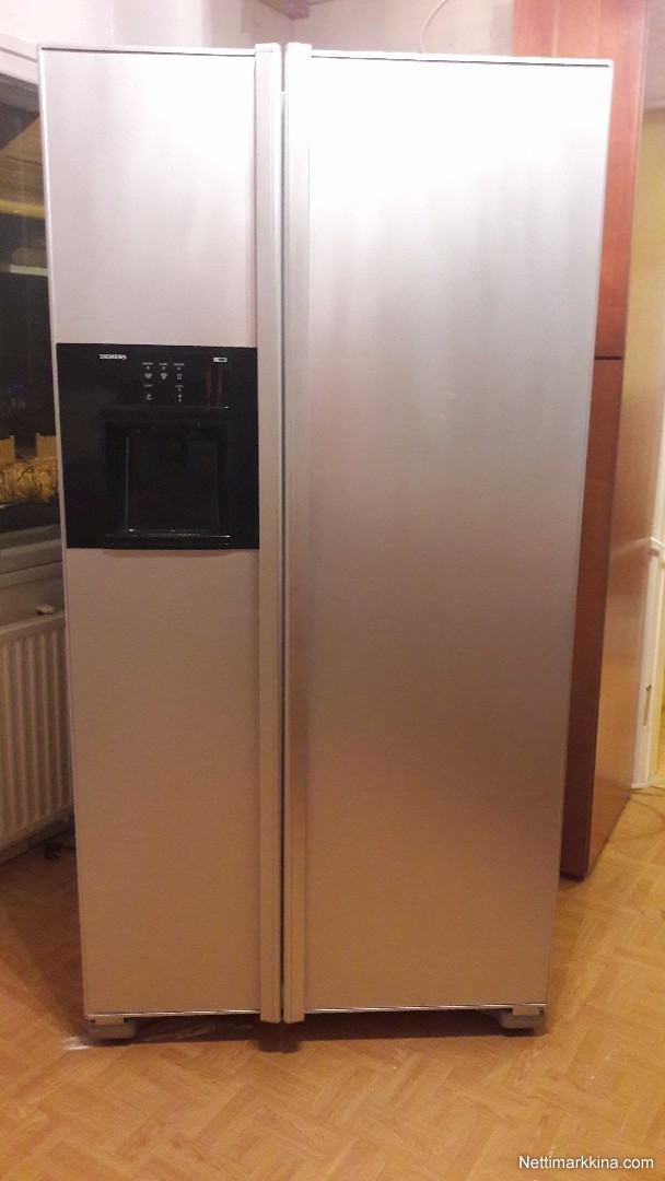 siemens side by enlarge image fridge