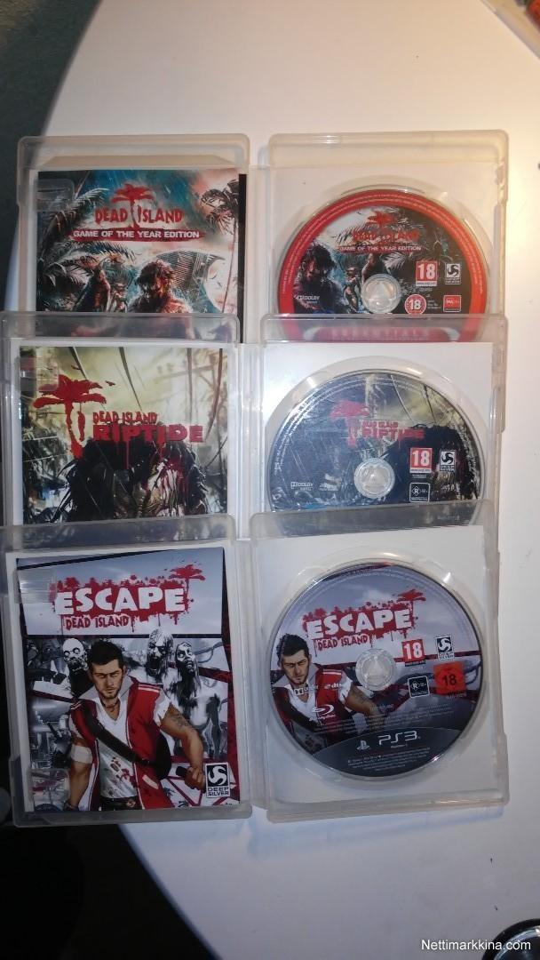 Dead Island Ps Transfer To Ps