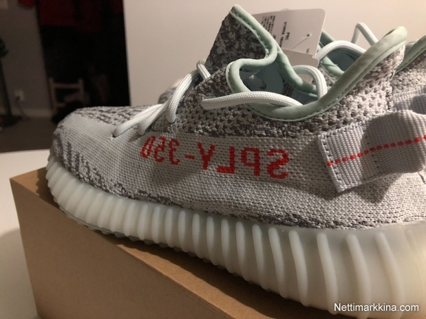 Winter is coming with adidas Yeezy Boost 350 v2 Blue Tint