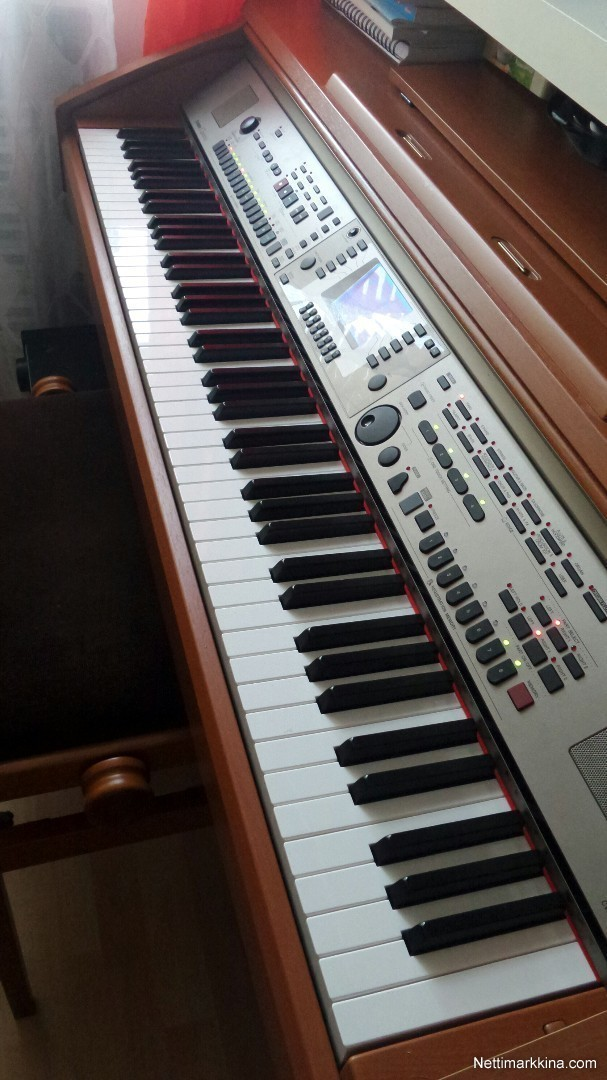 For sale yamaha clavinova cvp 301 espoo uusimaa for Used yamaha clavinova cvp for sale