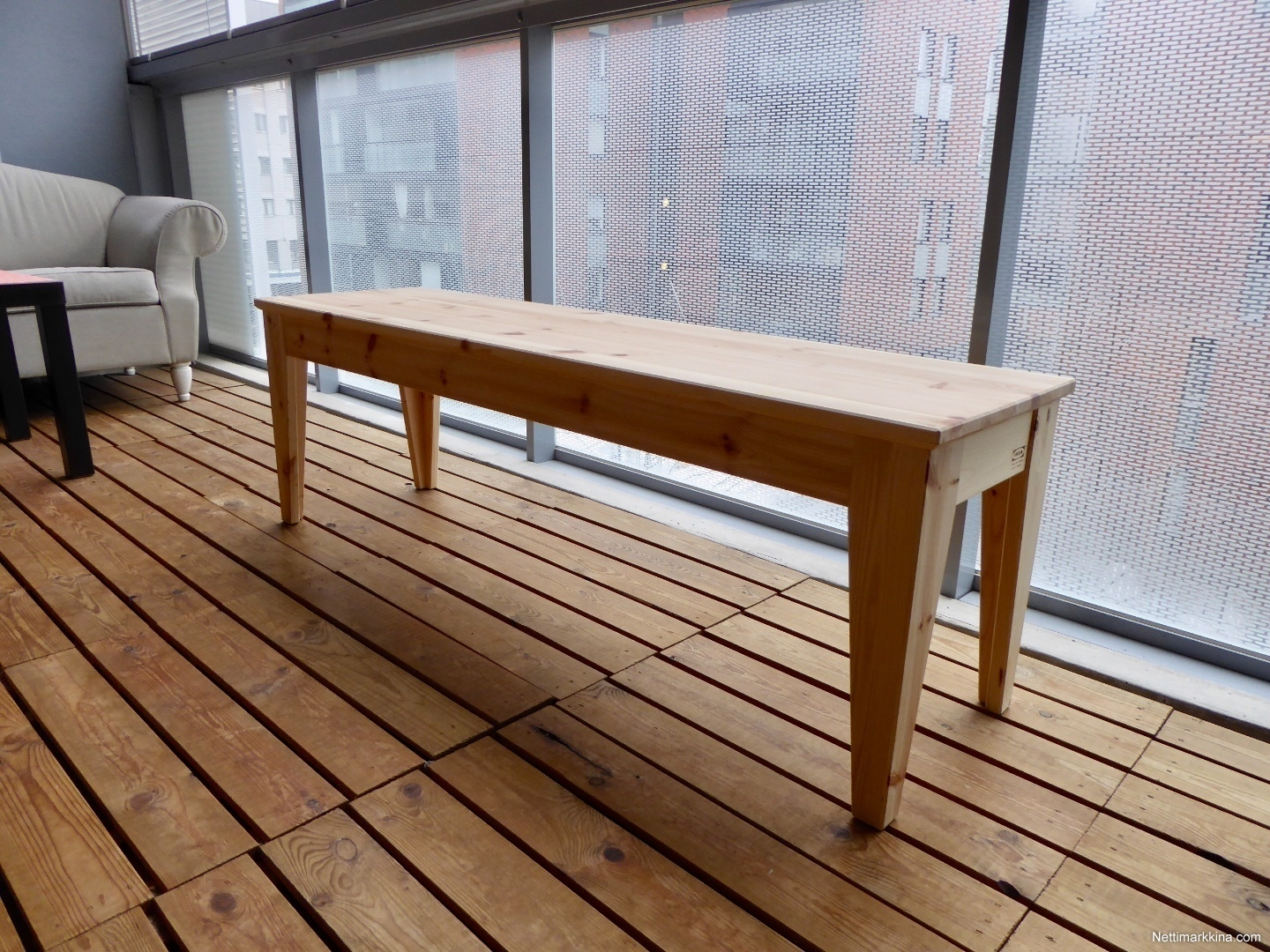 Exceptional Wooden Bench Ikea Part - 10: Enlarge Image