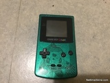 Gameboy color bulbasaur kuorilla