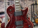 Esp Eclipse II See Thru Black Cherr