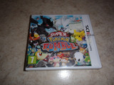 3DS Super Pokemon Rumble