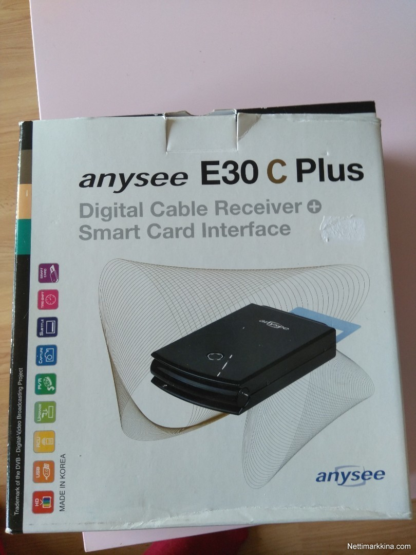 ANYSEE E30 C PLUS DRIVER FOR MAC DOWNLOAD