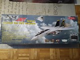 RC F-14 Tomcat Twin Ducted Fan EPO