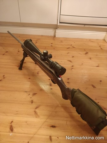 For sale Tikka T3 laminated stainless 223rem, Tampere