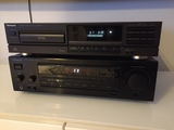 Technics cd soitin