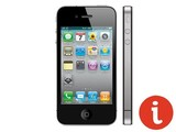 (6kk takuu) iPhone 4 32GB -iGlobal