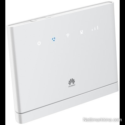 For sale Huawei B315 4G LTE WiFi reititin, Turku, Varsinais