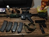 G&G CM16 Carbine airsoft ase