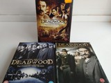 Deadwood - Koko TV-sarja (12xDVD)