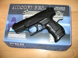 Walther CP99 Compact WELL.