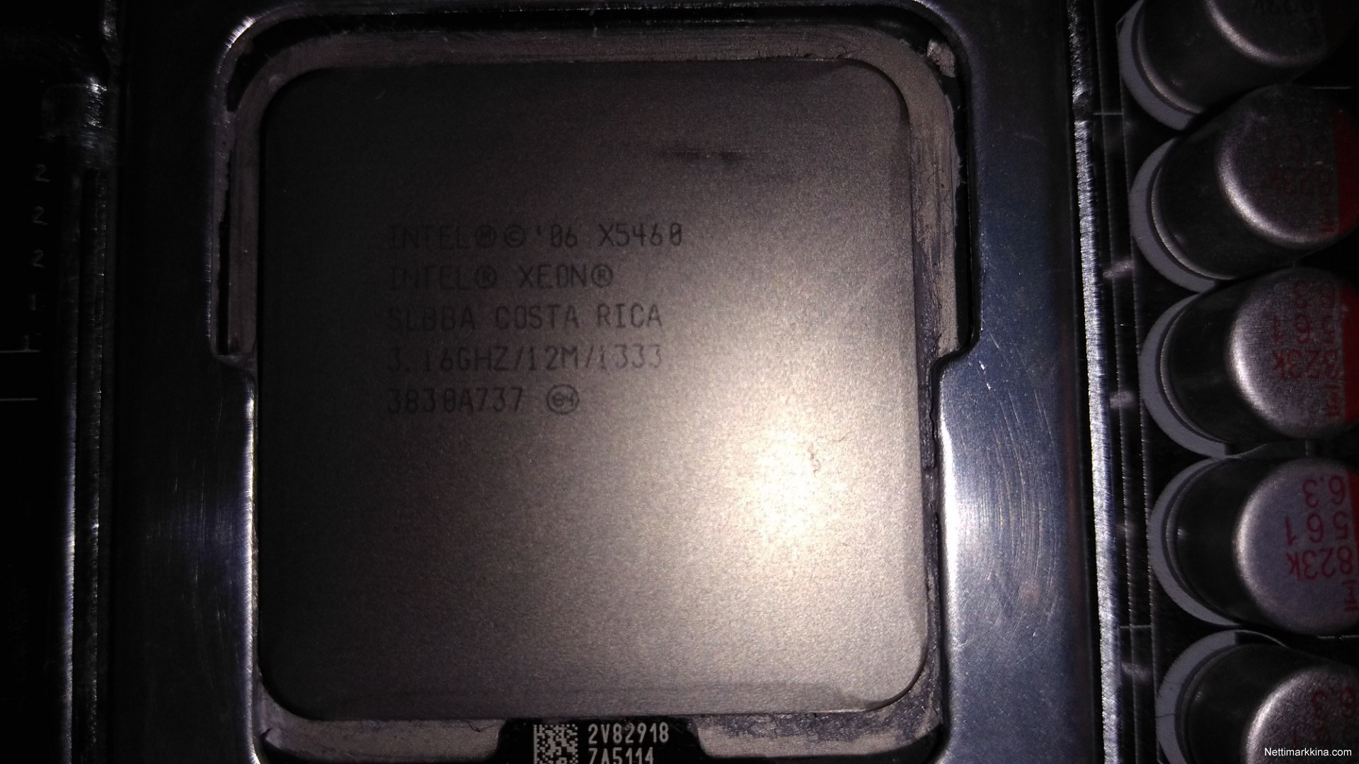 For sale Xeon x5460, P5q-e, 8gb 1066 ddr2, Not priced