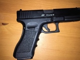 Glock 18 CO2 blowback pistooli