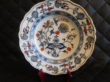 Meissen - Dish-Royales onion patter