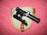 Mosin-Nagant PU Sniper Scope.