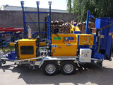 Saw Wood-Splitting Machine