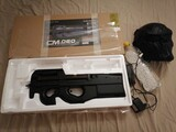 P90 airsoft ase