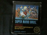 Super Mario bros Europe cib