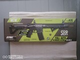 Crosman DPMS SBR AR15-co2 ase